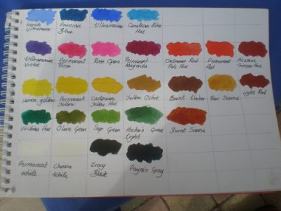 Fabulous colours