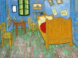 Bedroom in Arles