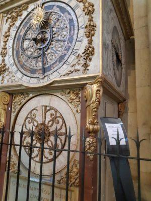 St Jean clock